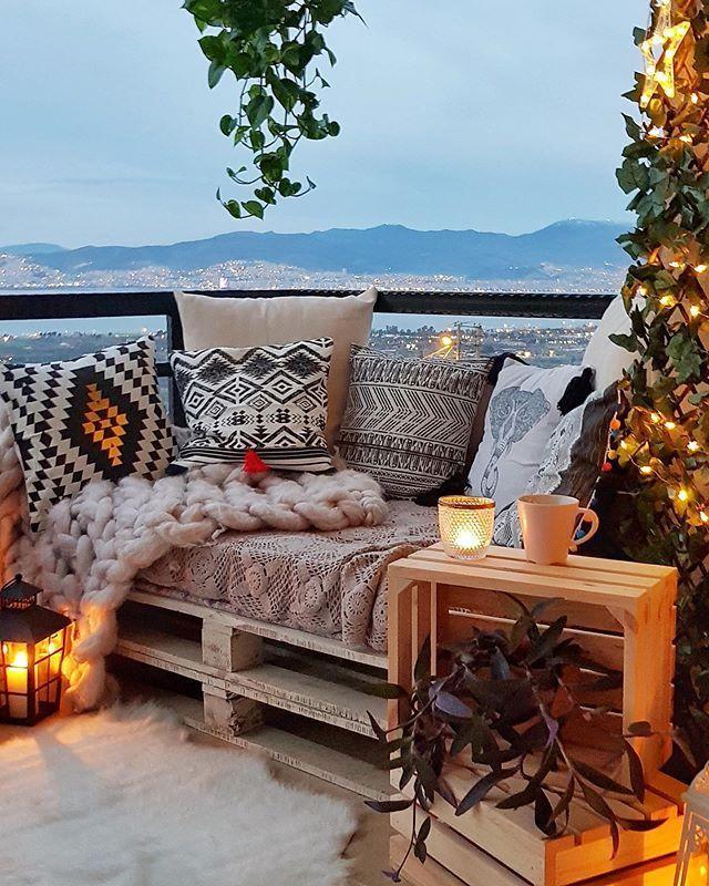 Kendin Yap: Elekten Yuvarlak Raf Nasıl Yapılır? | Tarz Meselesi #balkon dekorasyon fikirleri kendin yap #balkon dekorasyon fikirleri palet