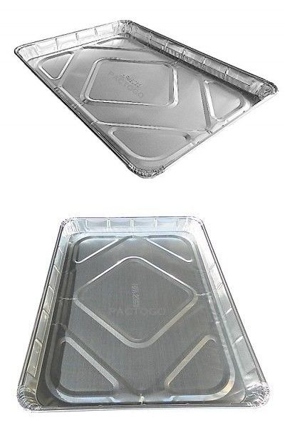 Handi Foil 1 2 Half Size Sheet Cake Disposable Aluminum Baking Pan Tins Pack Of 10 Aluminum Baking Pans Sheet Cake Baking Pans