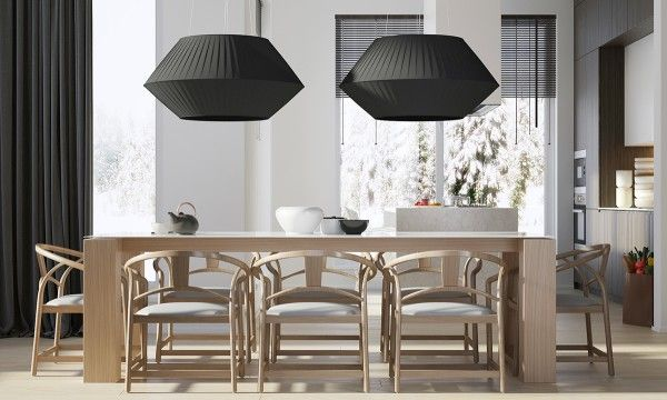 Oversized Pendant Lamps