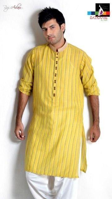 Mehndi Men Shalwar Kameez : Latest men mehndi dresses designs kurta shalwar collection