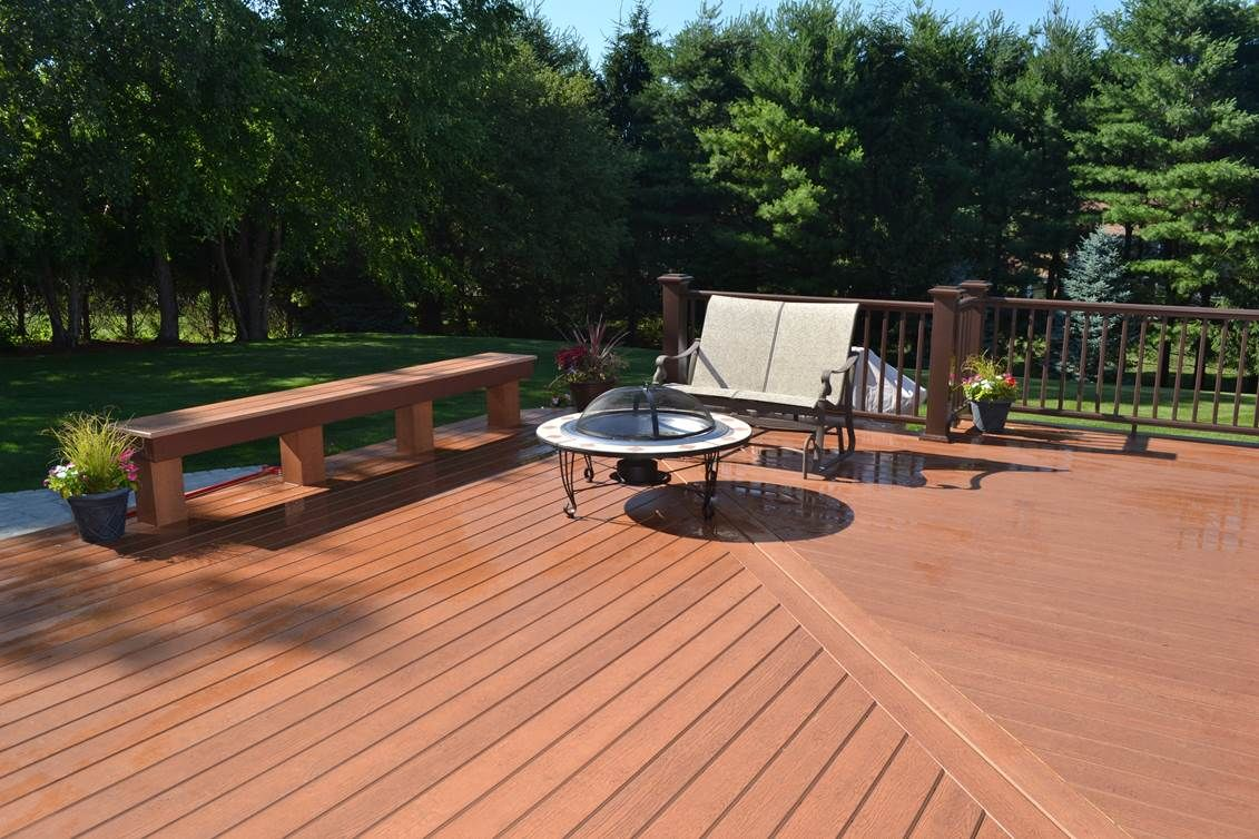 Nylodeck Strongest Composite Decking Material Wholesale