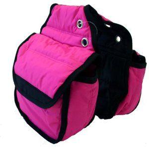 Hot Pink Saddle Bags Saddle Bags Western Saddle Saddle Pads