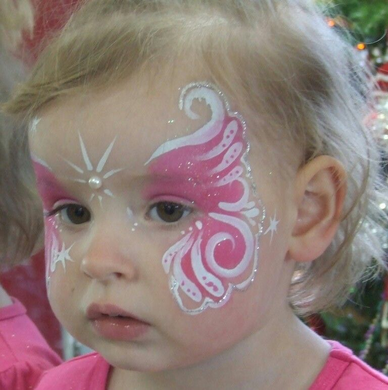 Cute :) | Face painting | Pinterest