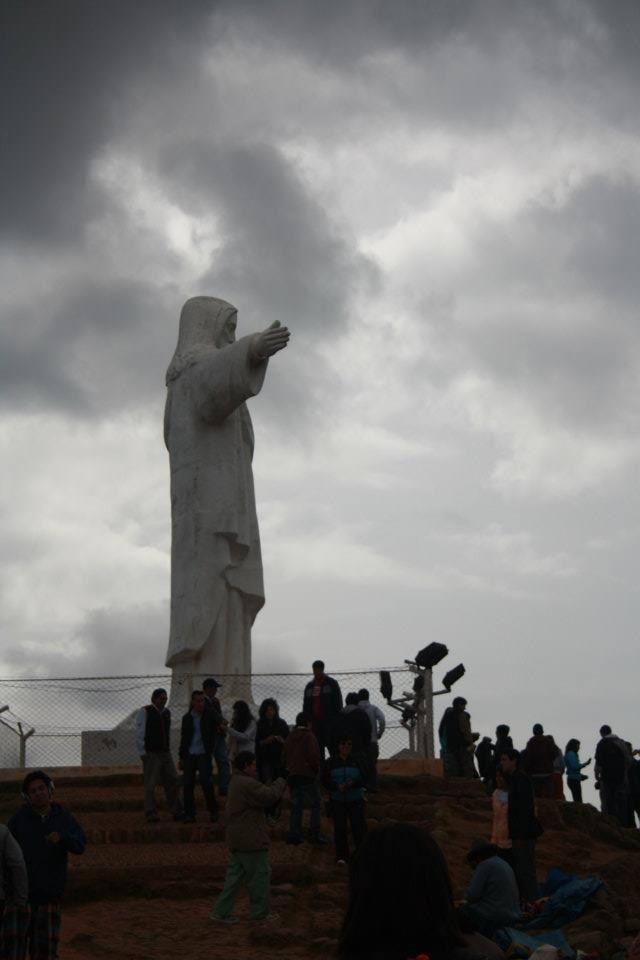 Cristo Blanco - 2011, Cusco, Perú