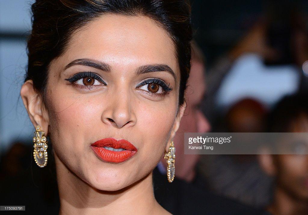Deepika Padukone attends a special screening of 'Chennai Express' at Cineworld Feltham on (July 31, 2013) in Feltham, England.