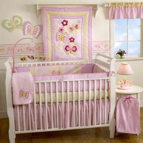 Decoracion para cuartos de bebes mujeres dise o y for Decoracion de habitacion de bebe nina