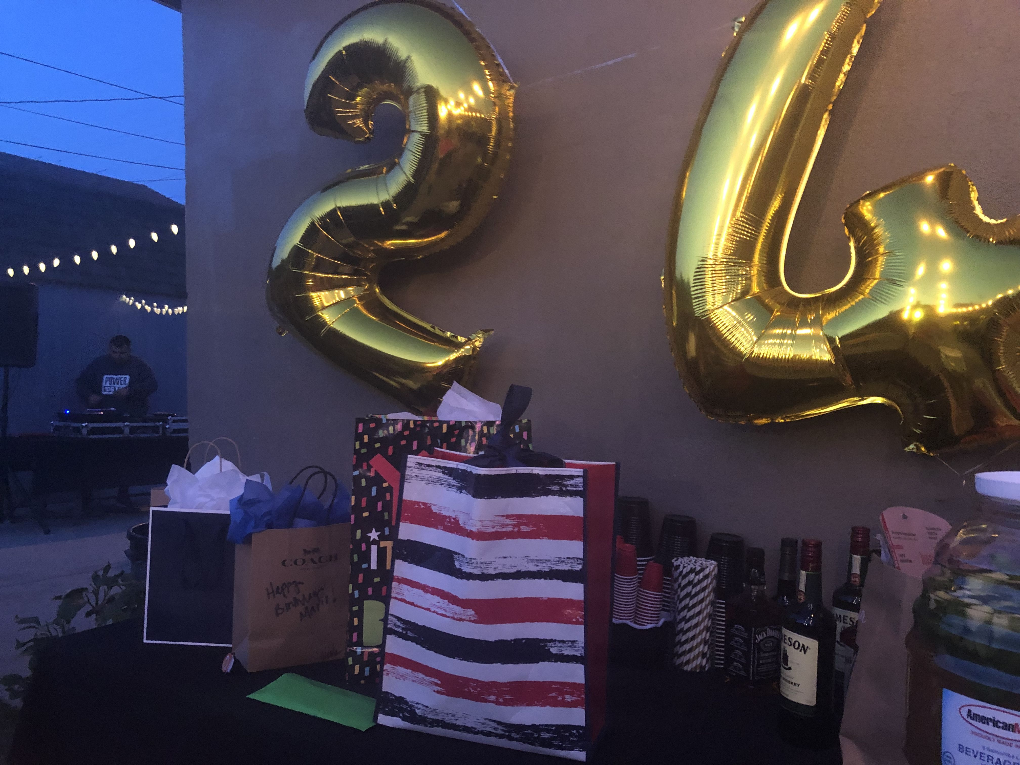 """Pin by Amanda Herrera on KOBE + LAKERS THEMED PARTY """"24th"""