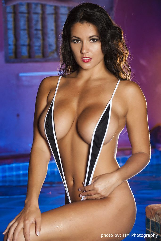 from Gerald chicks sexy porn bikini monokini group