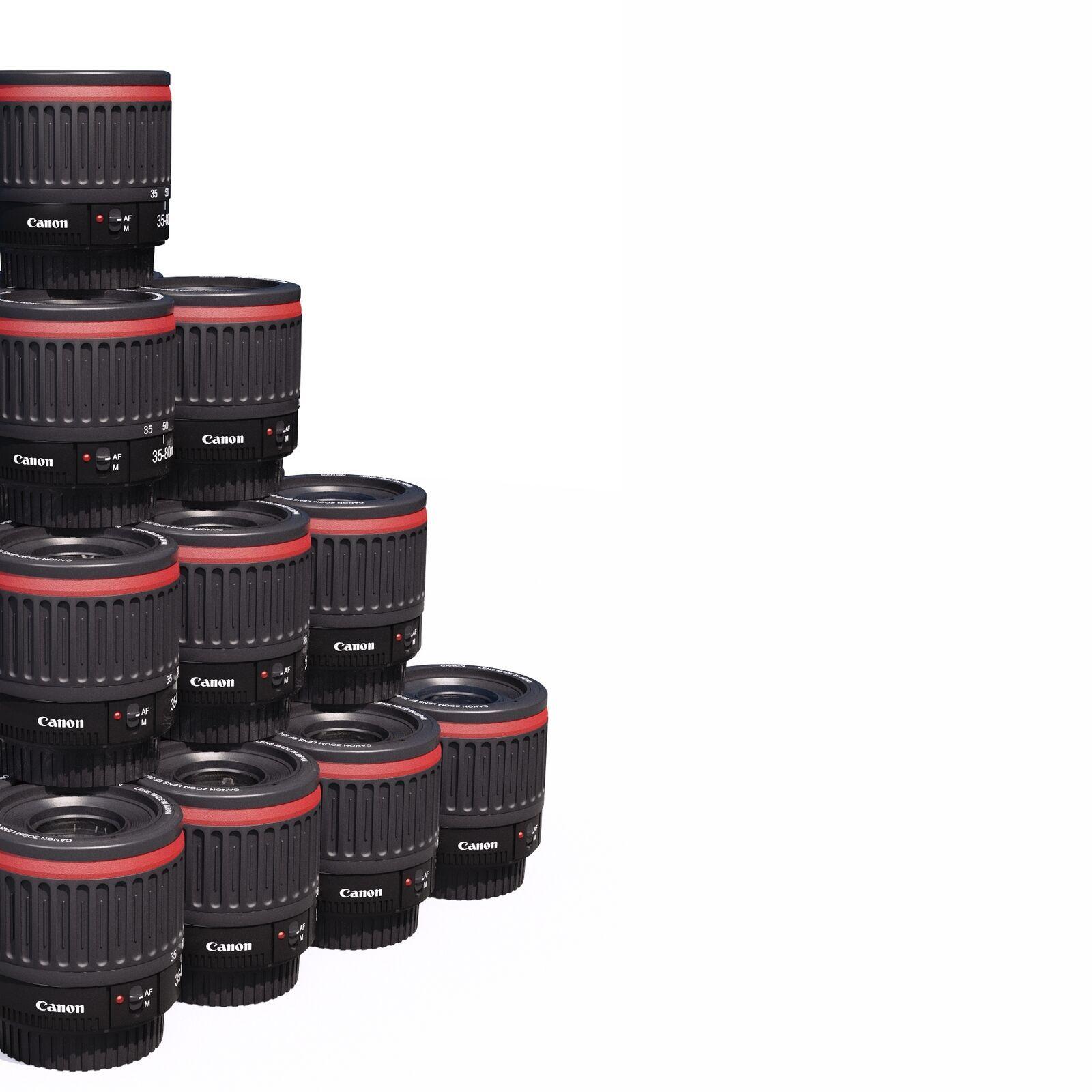 1 1 Canon Eos Macro Lens Ef 35 80mm Close Up 1 6x 60mm 130mm 1 3x 50mm 100mm In 2021 Macro Lens Eos Canon Eos