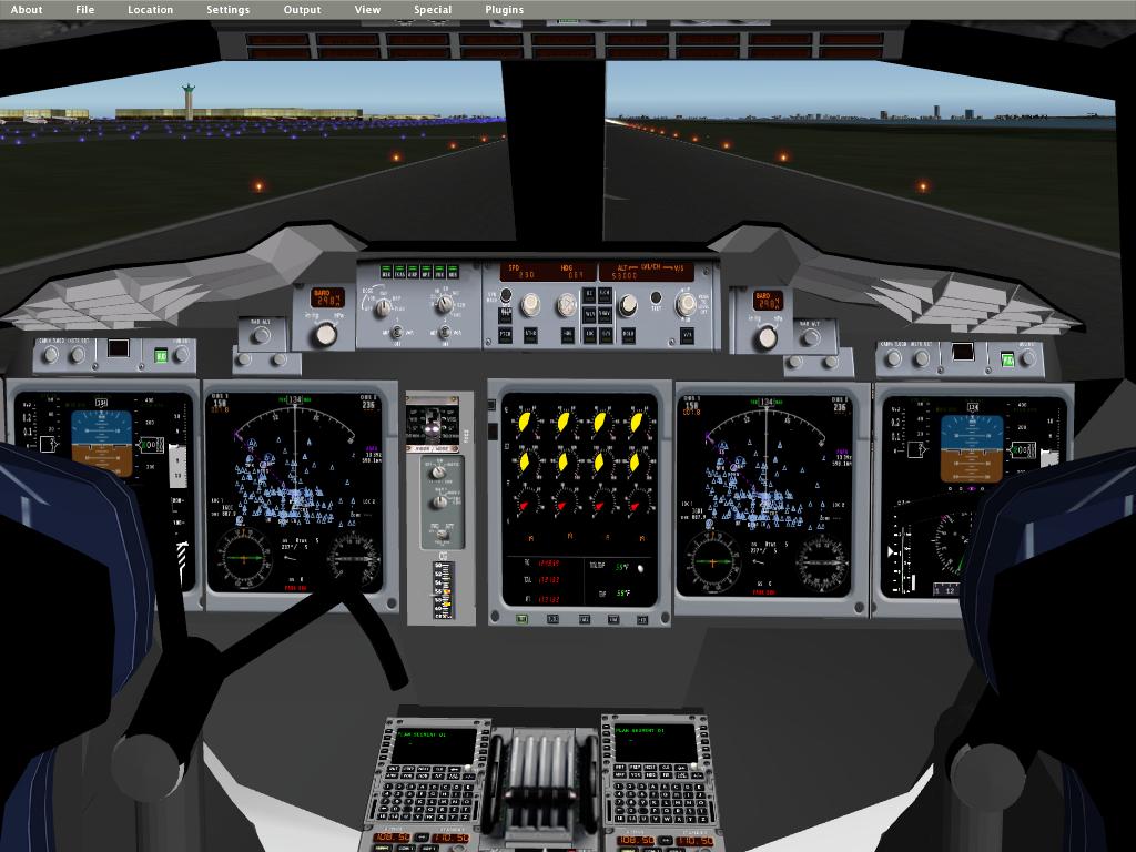 cockpit nasa saucer - photo #25