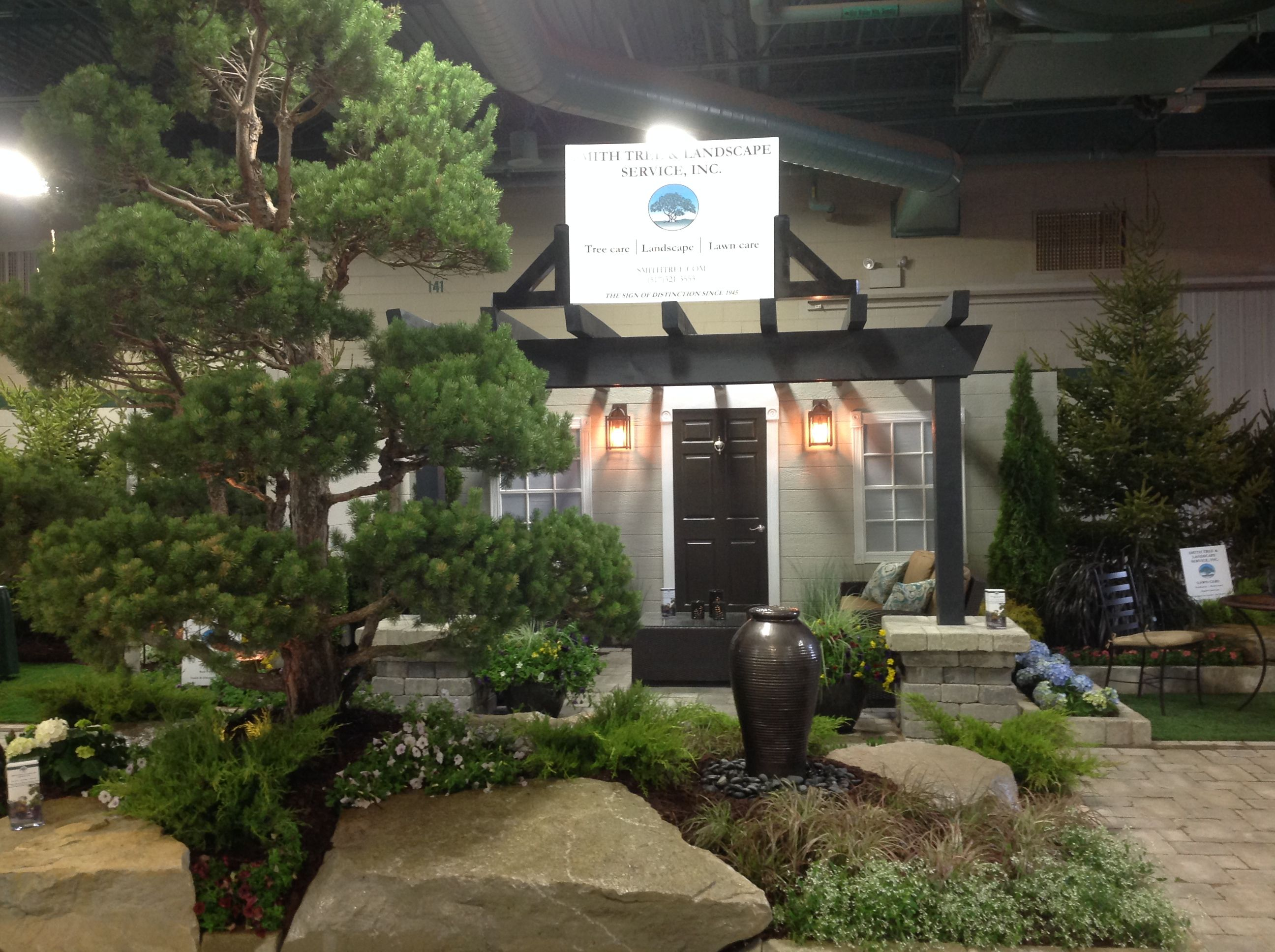 Home And Design Shows 2015 Home And Garden Show Booth Designed By Kim  Boruszewski