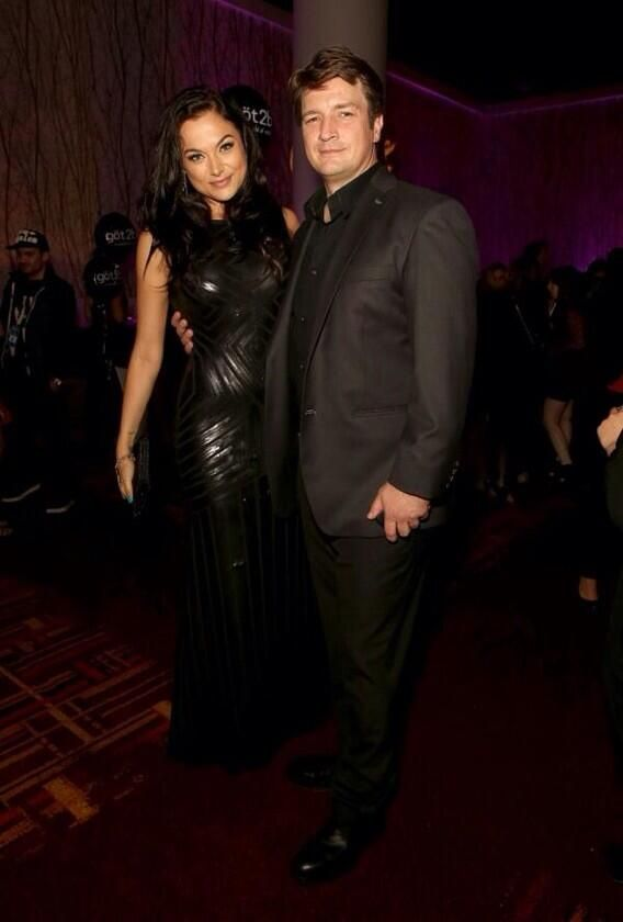 nathan fillion christina ochoa