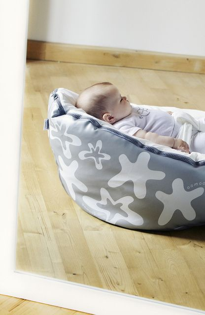 Doomoo Nid Babymoov Fashion Kids Bean Bag Chair