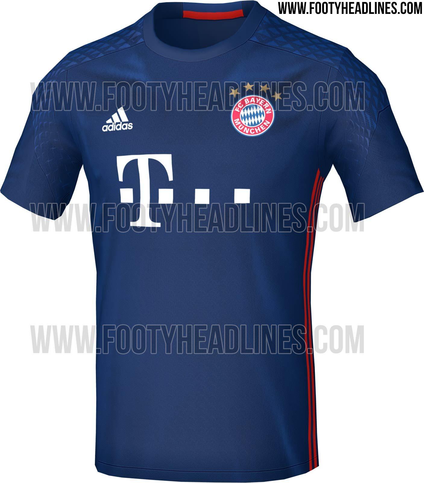 uk availability c39cd 774e9 Bayern München 16-17 Goalkeeper Kit Leaked - Footy Headlines ...