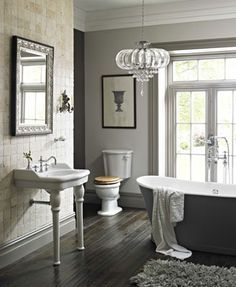 Victorian Bathrooms Decorating Ideas Pleasing Modern Decor In Victorian Home  Google Search  Decor Ideas Decorating Design