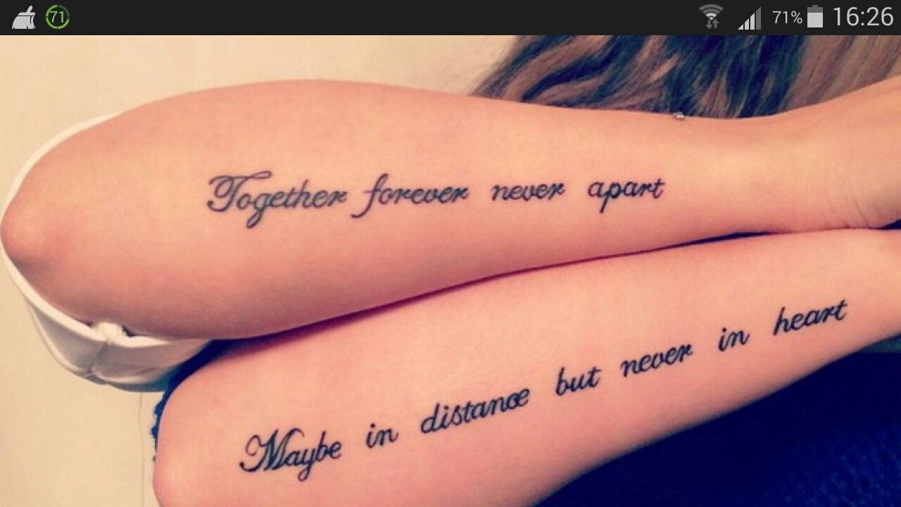 Pin By Jody Blanchet On Cool Tattoos Friendship Tattoos