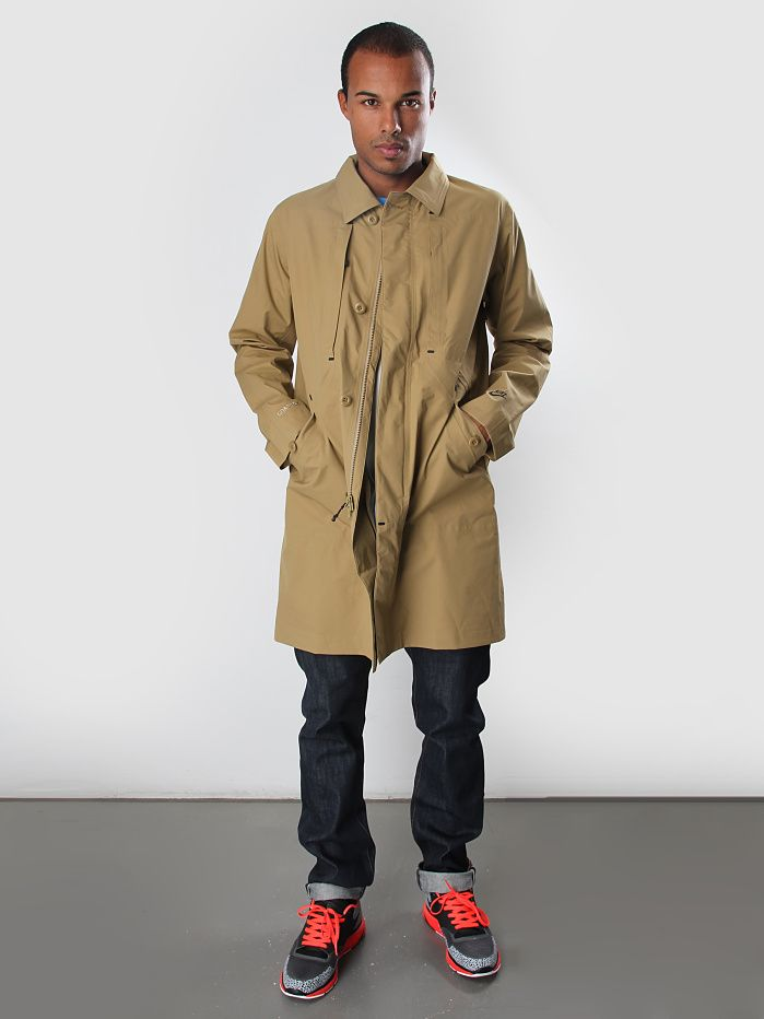 buy factory price official Nike - NSW Trench Goretex Filbert   I am a grown man!!! I ...