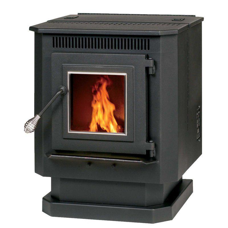 Summers Heat SHP10 Pellet Stove - 55-SHP10 | Wood pellet ...
