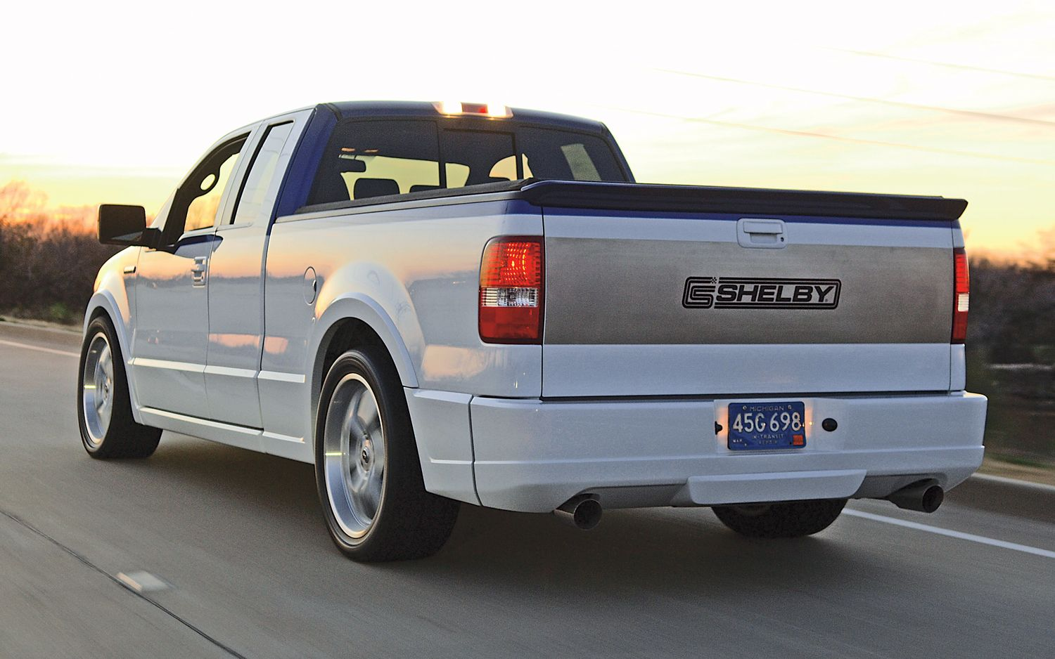 Pics Photos 2006 Shelby Gt 150 Ford F150 F Truck Muscle Tuning D