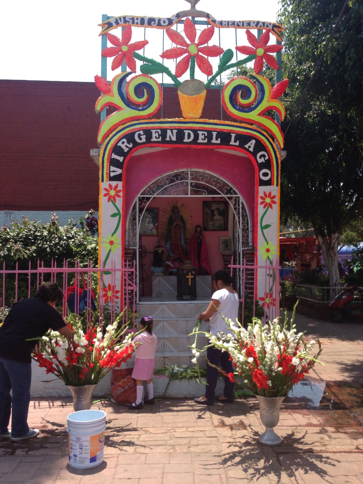 Comida Yucateca Xochimilco Virgin Of Xochimilco Decoracion Mexicana Para Eventos Mexico