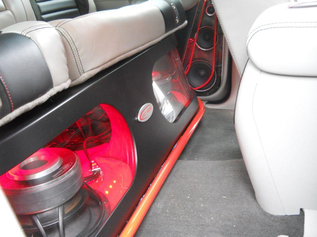 Car-HiFi coche auto altavoces instalación altavoces coche boxeo Big Light
