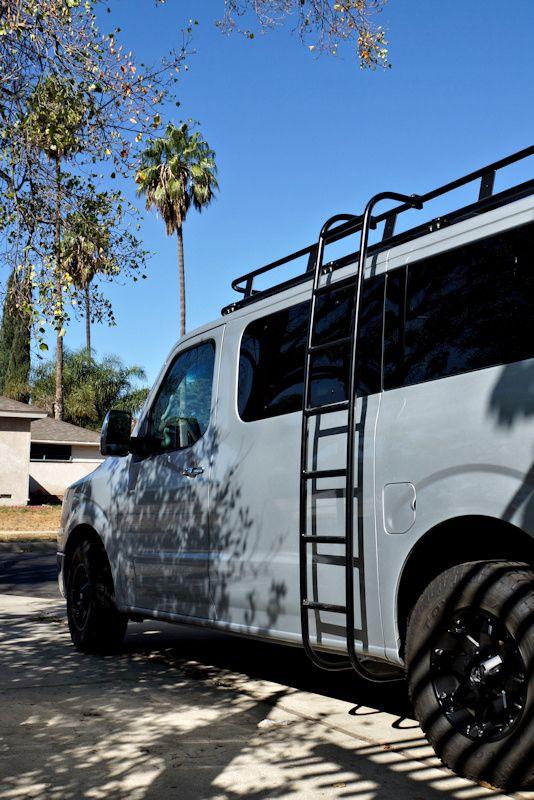 Nissan Nvp Nissan Vans 4x4 Van Sportsmobile Van