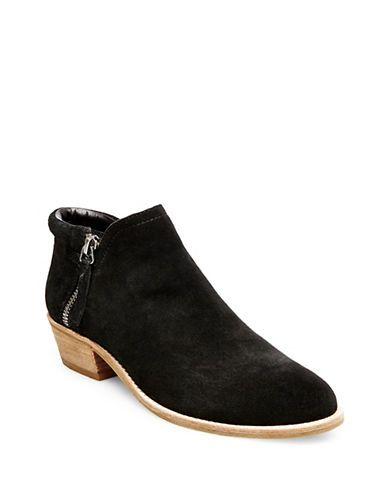 STEVE MADDEN STEVE MADDENTobii Leather Booties. #stevemadden #shoes #boots