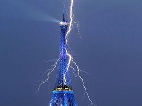 Real Lightning Bolts