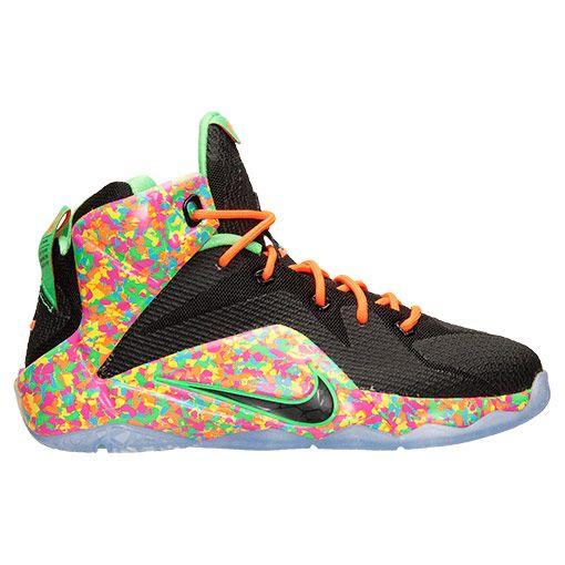 watch 03eb5 b8238 ... closeout kids grade school nike lebron 12 basketball shoes 27722 bd1d8
