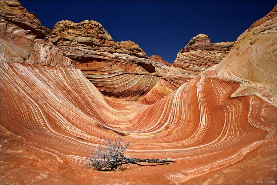 The Wave Grand Staircase Escalante National Monument Ut