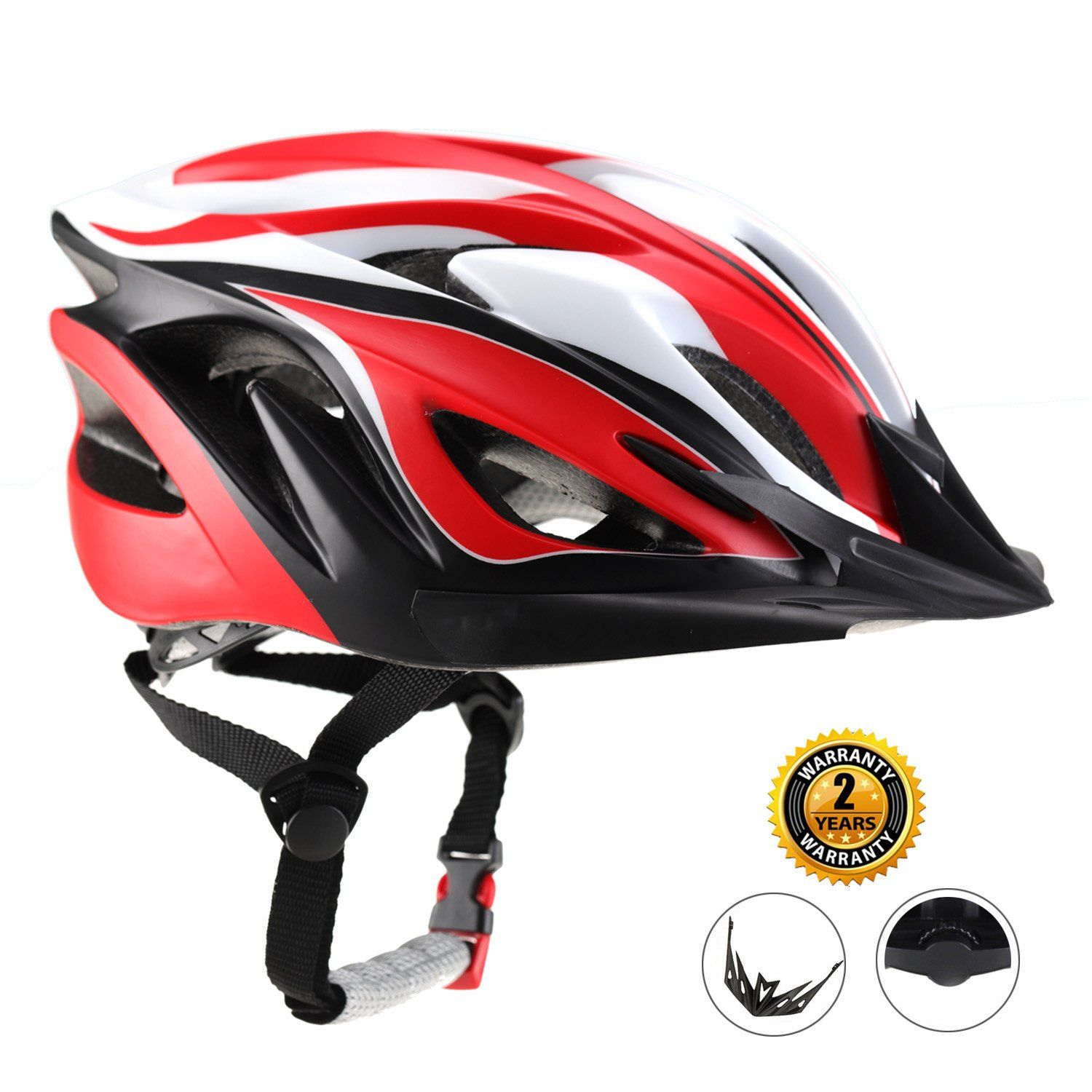Easecamp Lightweight Bicycle Helmet For Adult Men And Women With