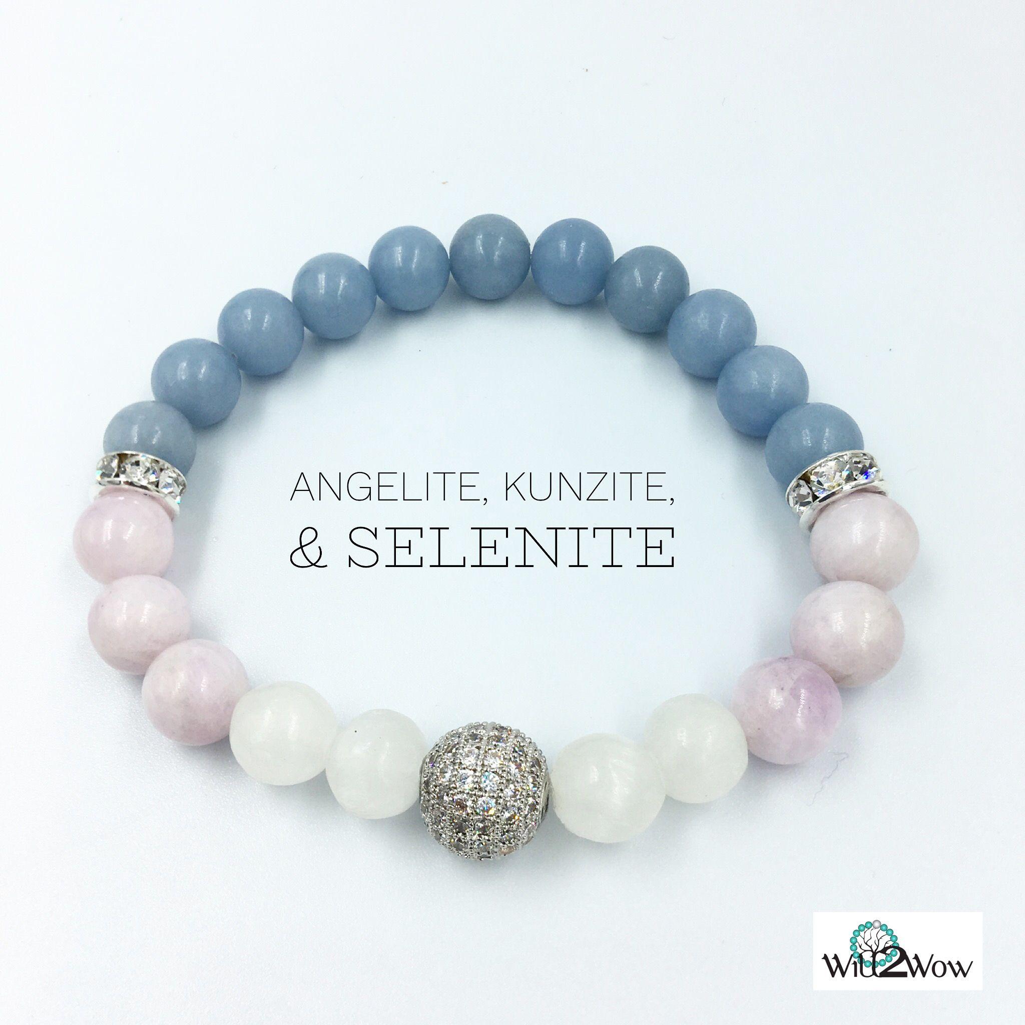 Selenite bracelet 7 Chakra bracelet Natural crystal healing jewelry Beaded selenite chakra bracelet Spiritual gemstone bracelet