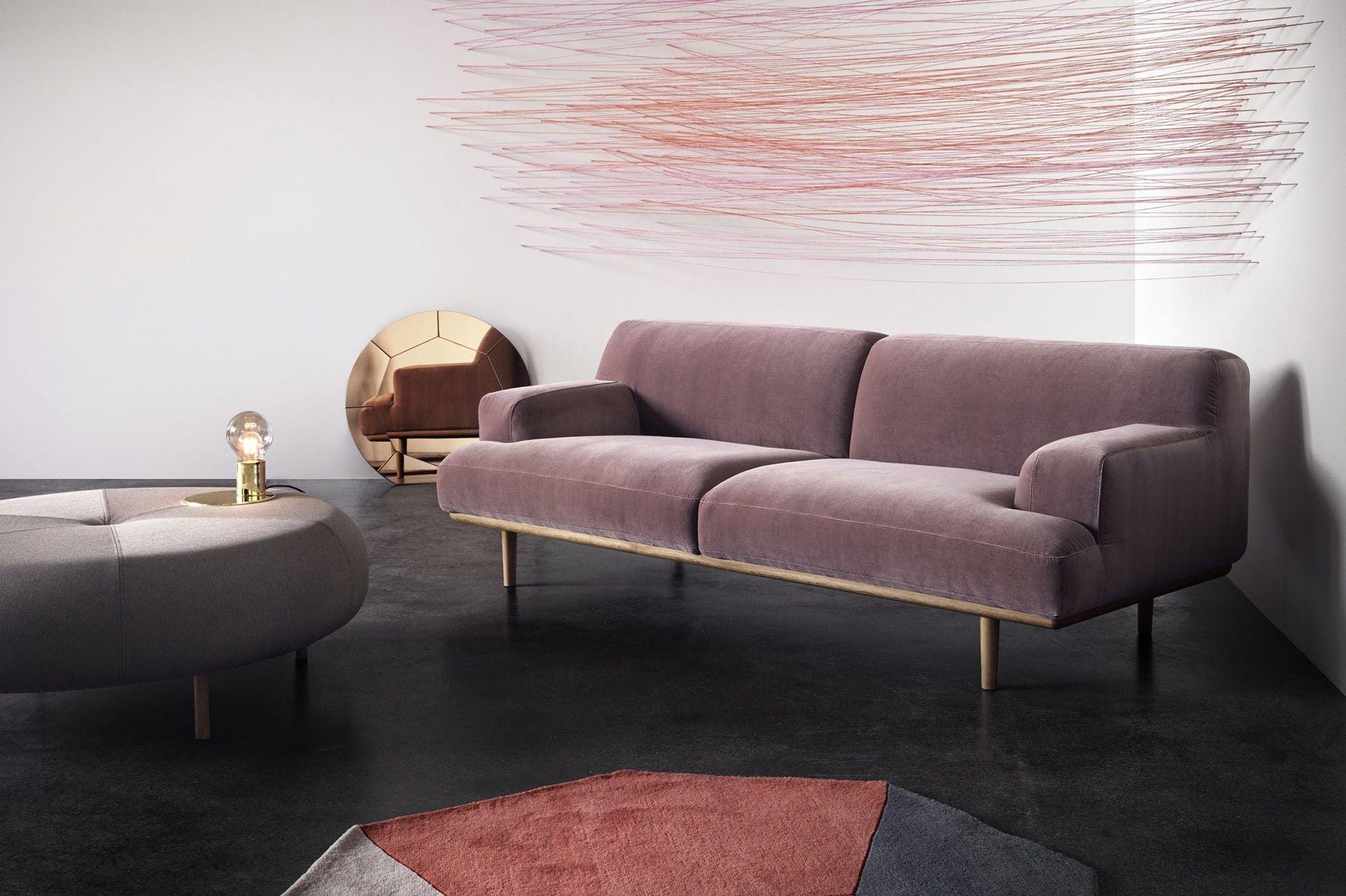 Madison Sofa By Linteloo Sofa Contemporary Furniture Design