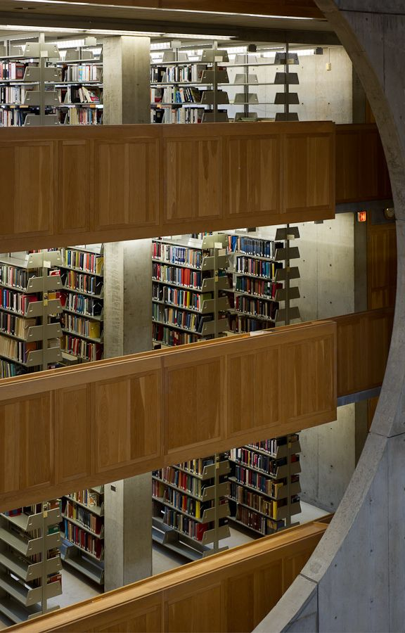 Library At Phillips Exeter Academy Exeter Nh Luois Khan