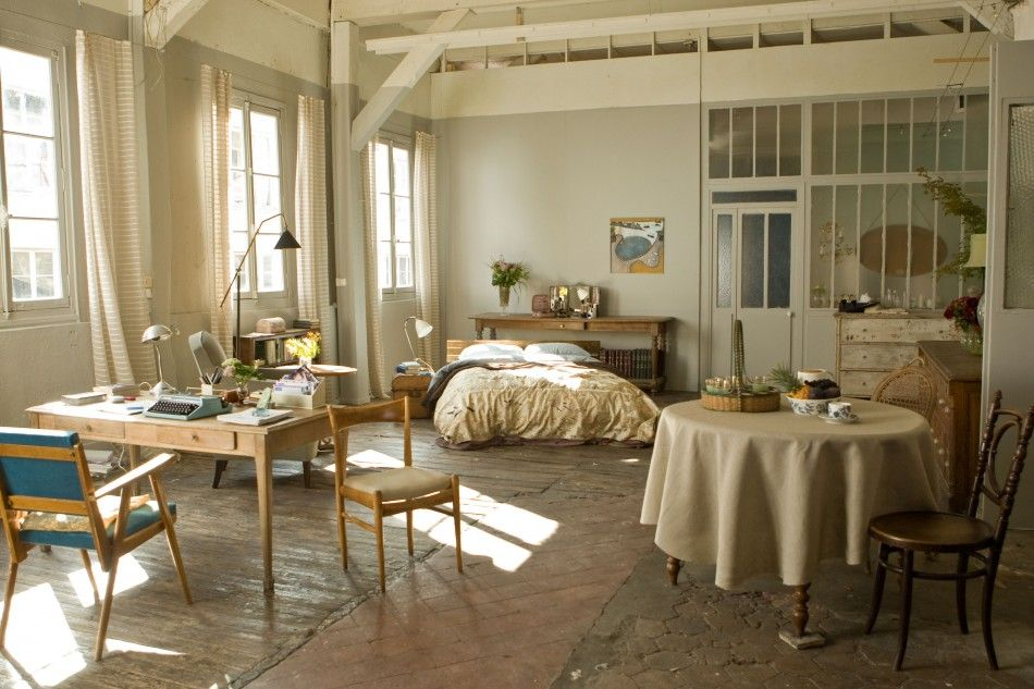 incredible shabby chic apartment decor | I want to live in this apartment so much! Emma's apartment ...