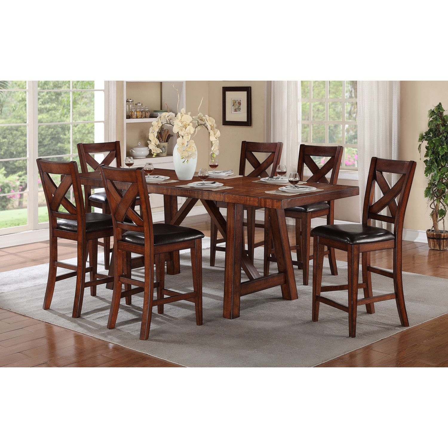 Winners Only Inc Kingston Extendable Dining Table Dining Table