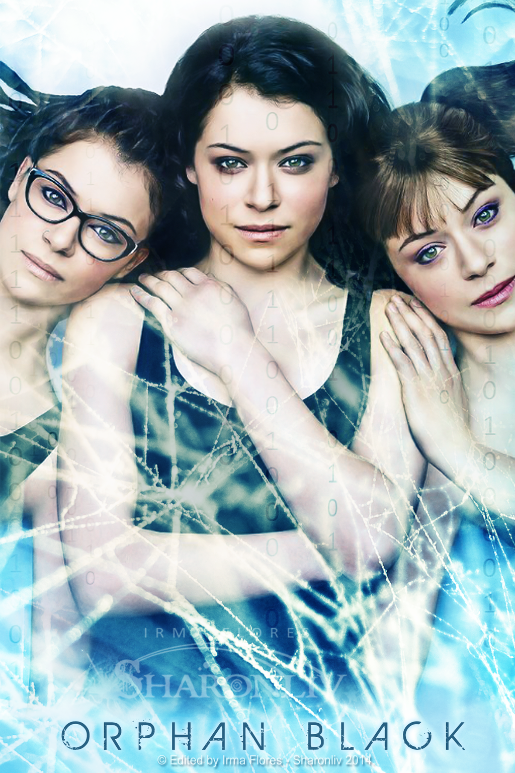 Orphan Black S2 By Sharonliv Arzets On Deviantart Orphan Black Orphan Black Serie Black Tv Series