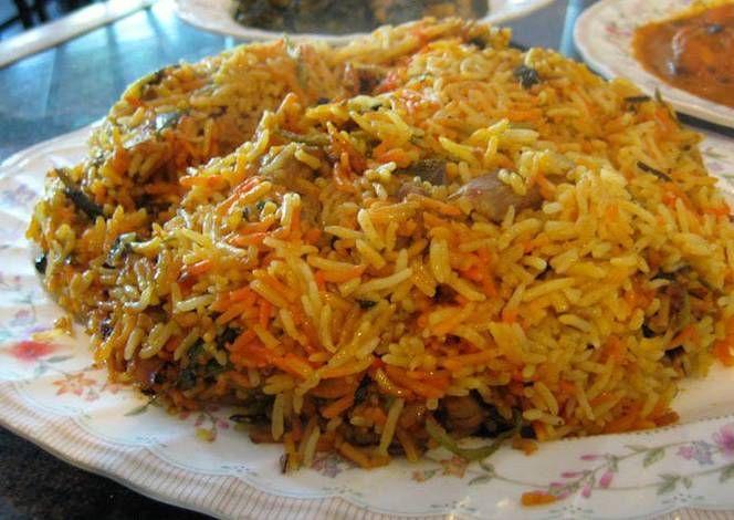 طريقة عمل برياني هندي بتكا الدجاج بالصور من سعودية وافتخر Recipe Basmati Rice Recipes Perfect Rice Recipe Basmati Recipes