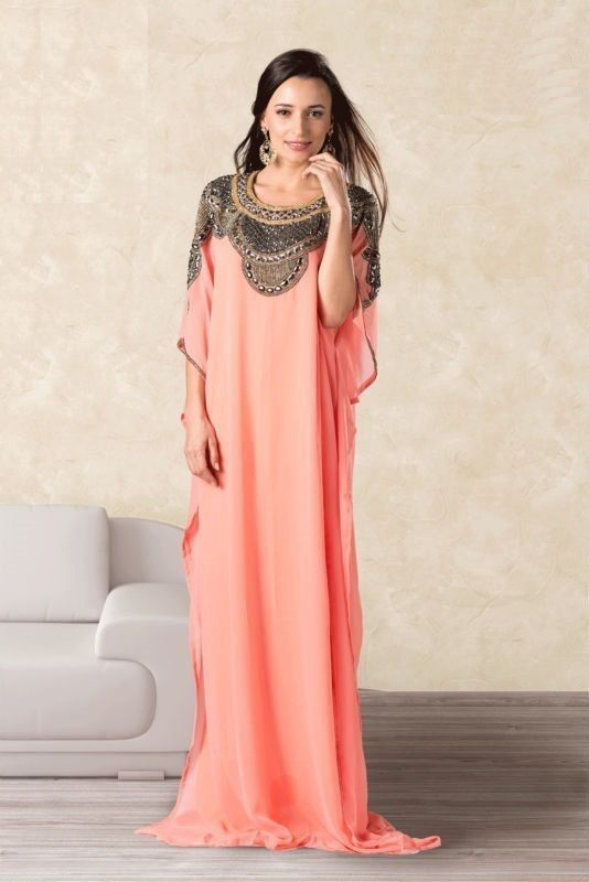 0f2a92b79d711 Arabic Girls Saudi Abaya Designs & Style | Weddings and Events ...