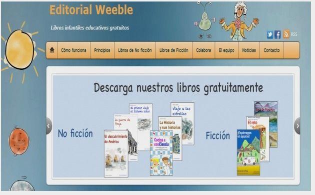 Autismo Madrid: Libros infantiles educativos gratuitos | Mis páginas ...