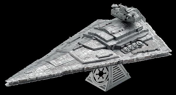 Premium Series Imperial Star Destroyer Metal Model Kits Metal Models Metal Earth