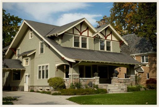 Best Roof Color For Grey House