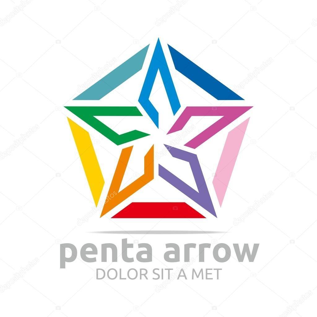 Abstract Logo Star Symbol Hexagon Design Vector Stock Illustration 79547398 별