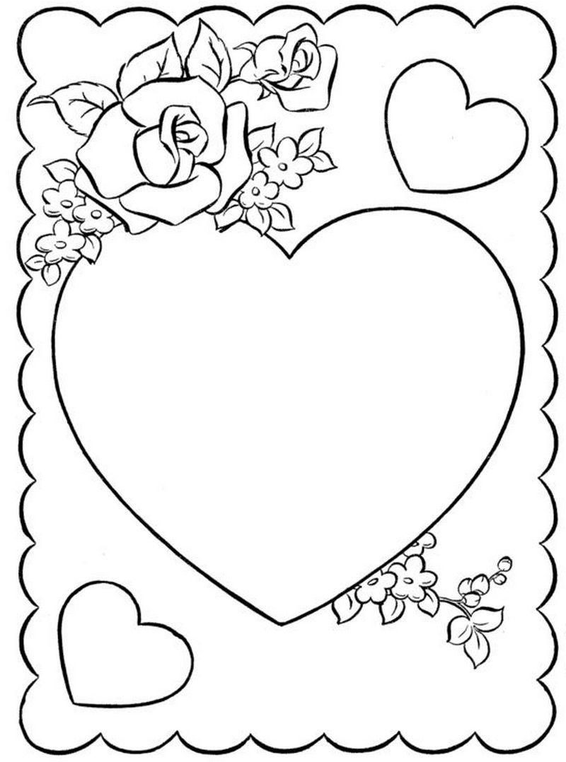 Открытка раскраска для девочек открытки распечатать, интересные смешные картинки