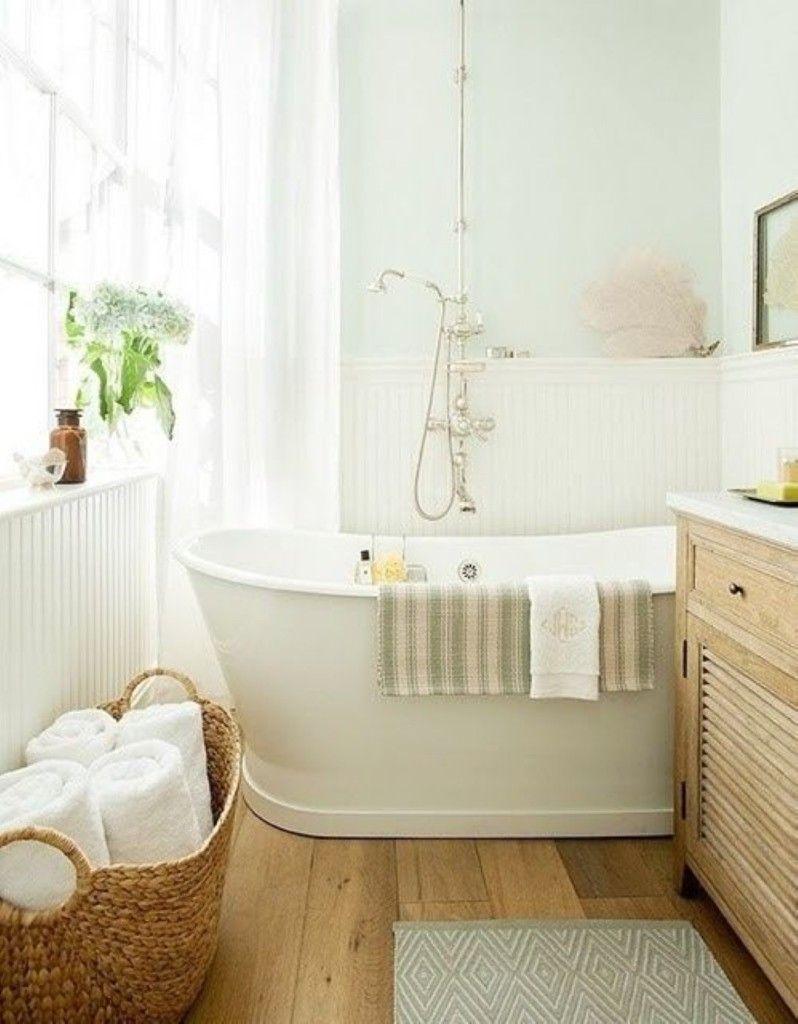 37 Beautiful Neutral Bathroom Designs   bathroom wishlist ...