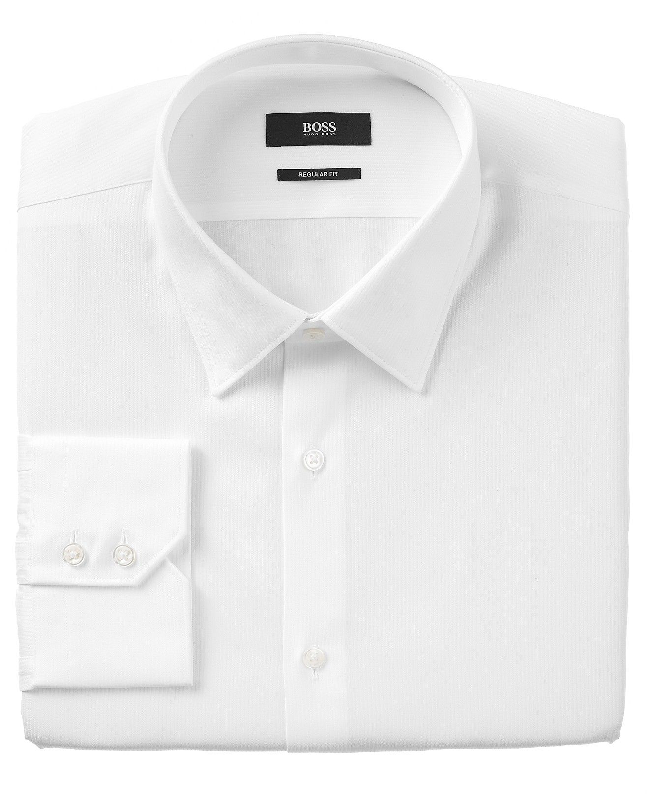 30f35be8a $79.99 Doctor Shirt BOSS by Hugo Boss Micro-Striped Dress Shirt - Dress  Shirts - Men - Macy's