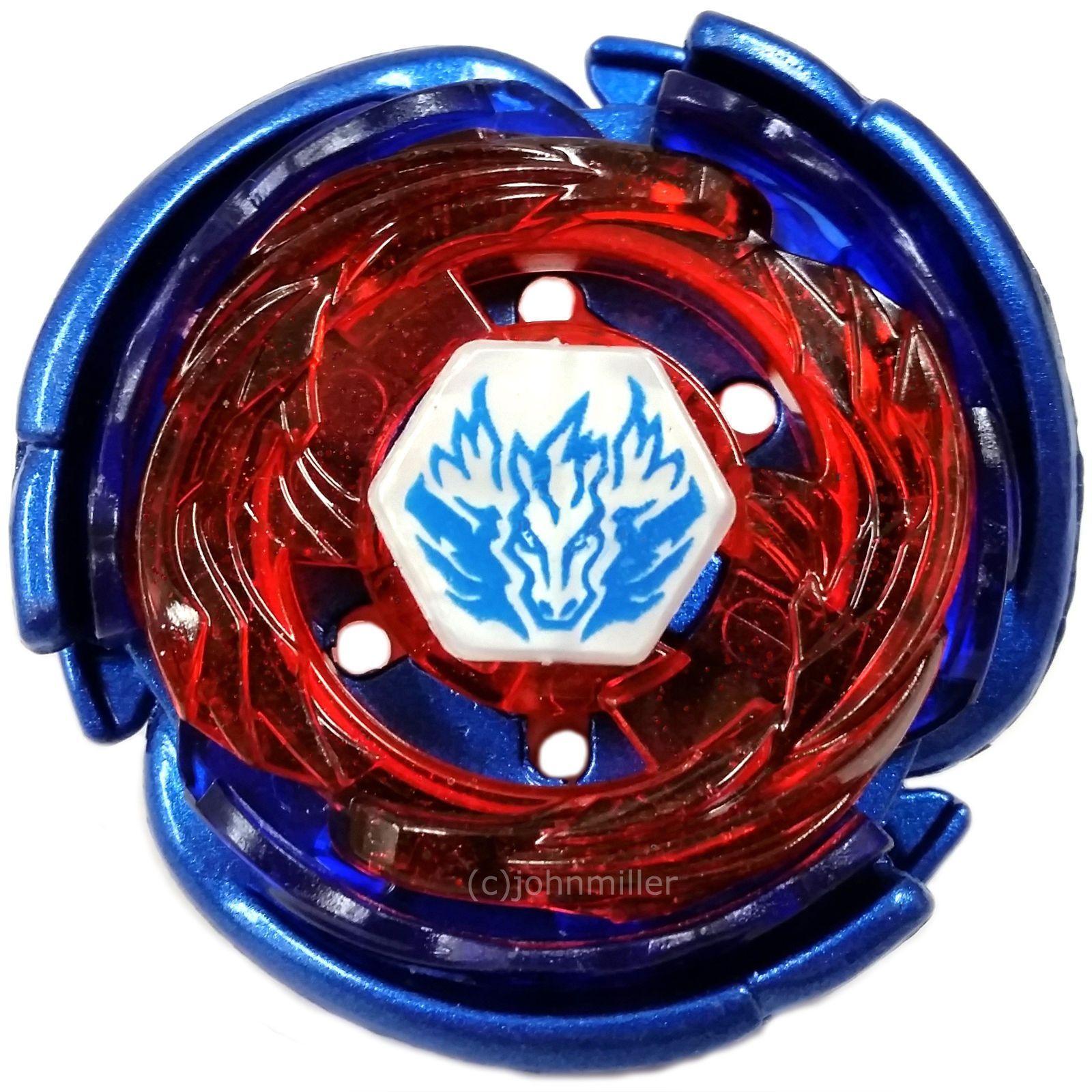Beyblade Big Bang Pegasis (Cosmic Pegasus) BLUE WING