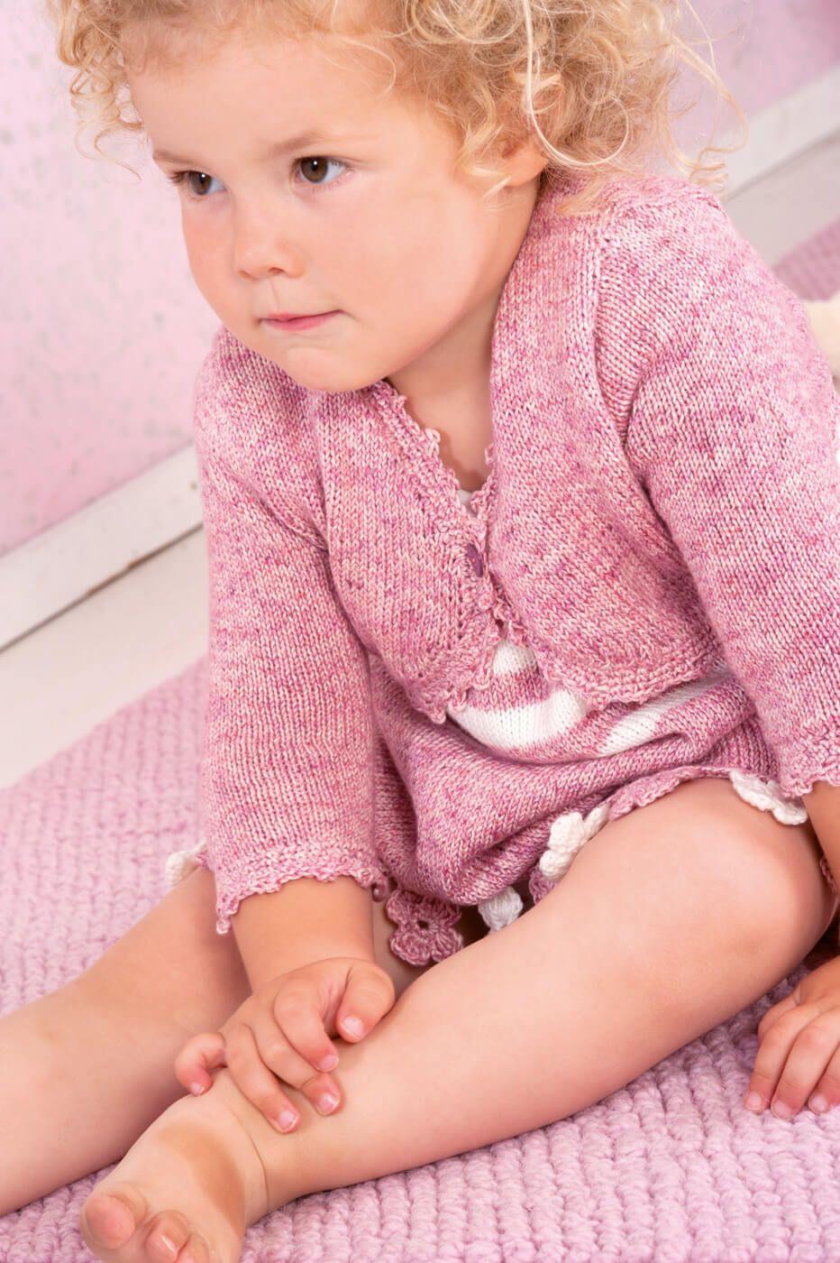 Kuscheliger Kinder-Bolero | Pinterest | Kinder bolero ...