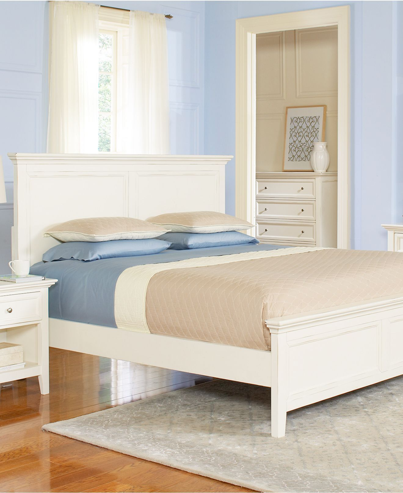 sanibel bedroom furniture collection created for macy's