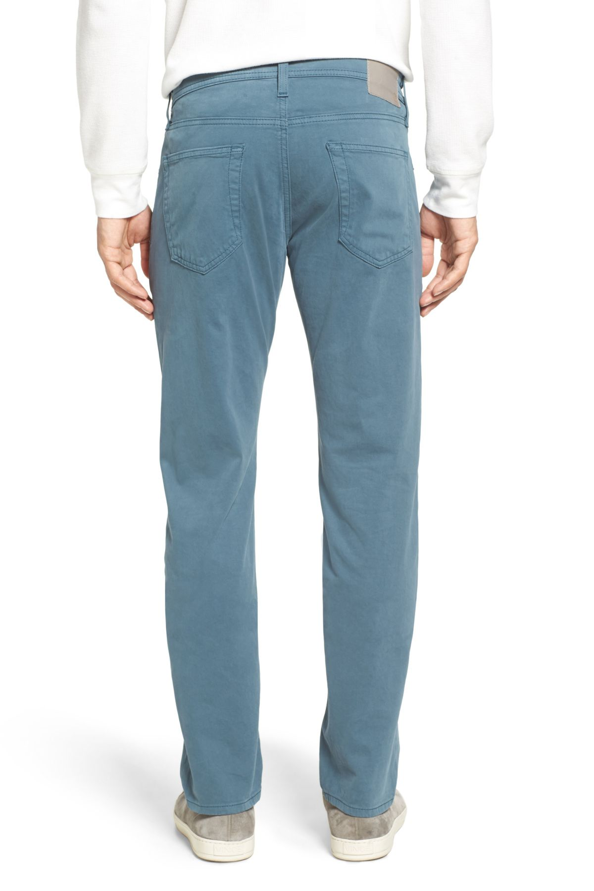 Tellis SUD Modern Slim Stretch Twill Pants - 34
